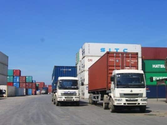 Vận chuyển hàng hoá Bắc Nam bằng đường bộ