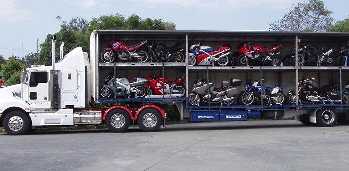 [Hướng dẫn] Cách bọc xe máy để vận chuyển đi xa