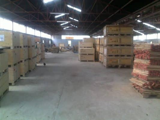 Dịch vụ cho thuê kho xưởng chất lượng uy tín tại quận 3