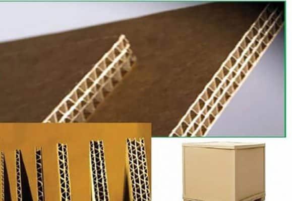 Thùng carton 7 lớp được ứng dụng rất nhiều vào việc đóng gói hàng hoá