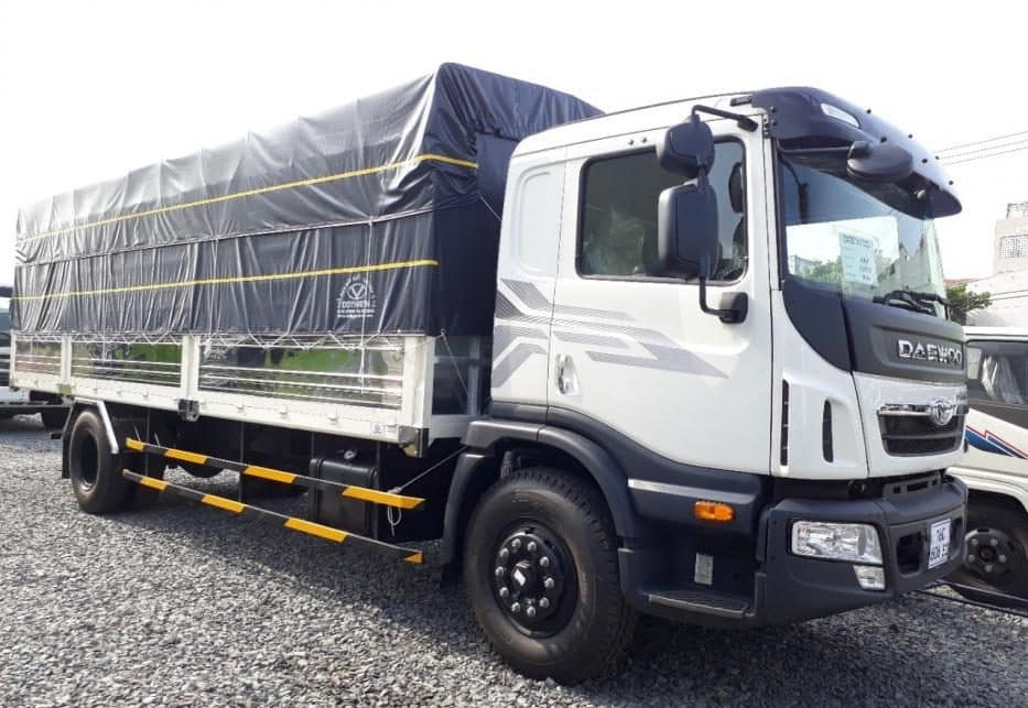 Cho thuê xe tải chở hàng 8 tấn tphcm