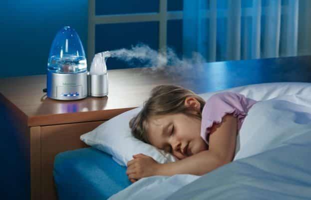 Tăng độ ẩm bằng cách sử dụng máy lọc không khí
