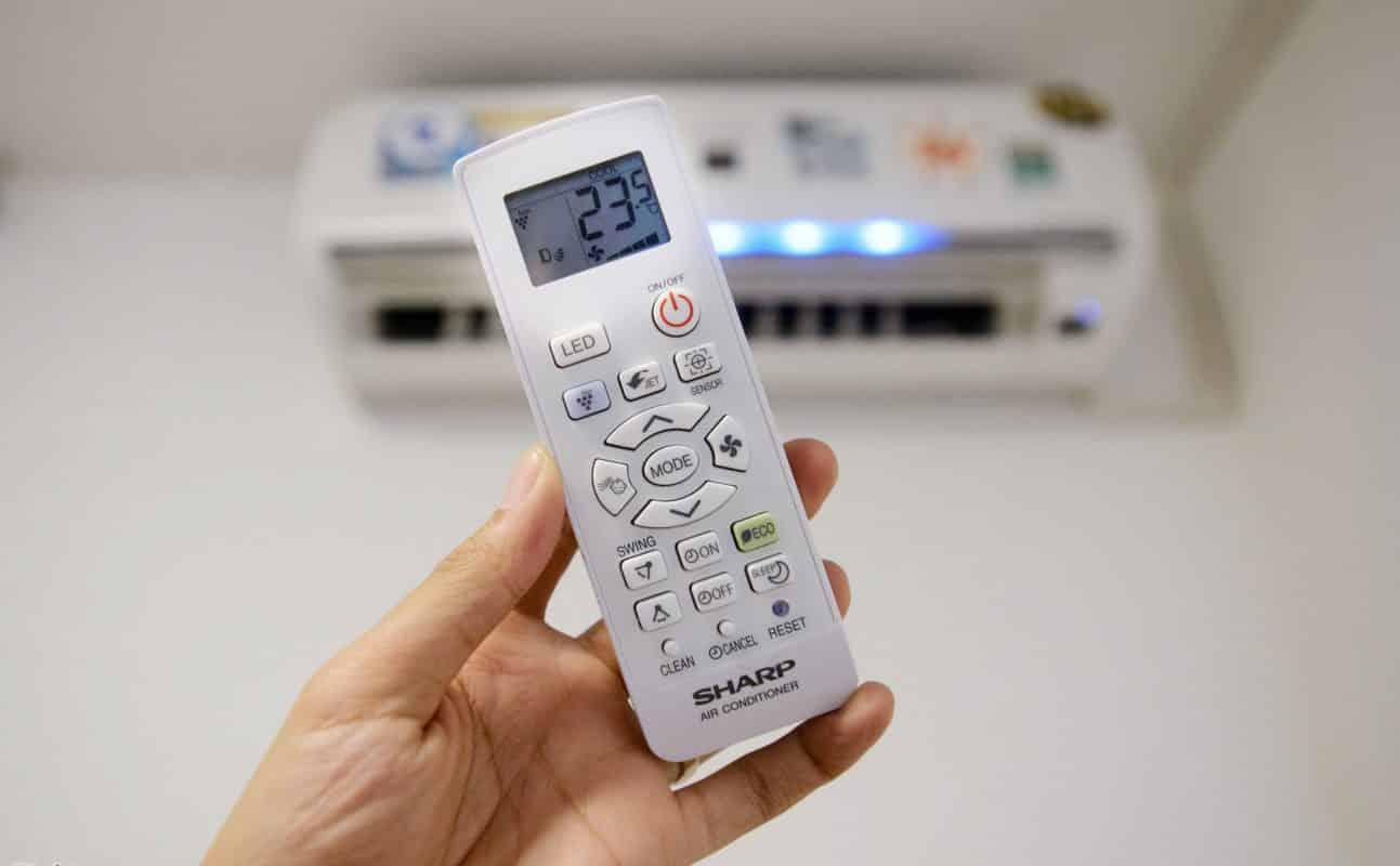 Nhiệt độ thấp nhất và cao nhất của máy lạnh là bao nhiêu ?