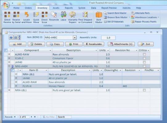 Phần mềm ABC Inventory