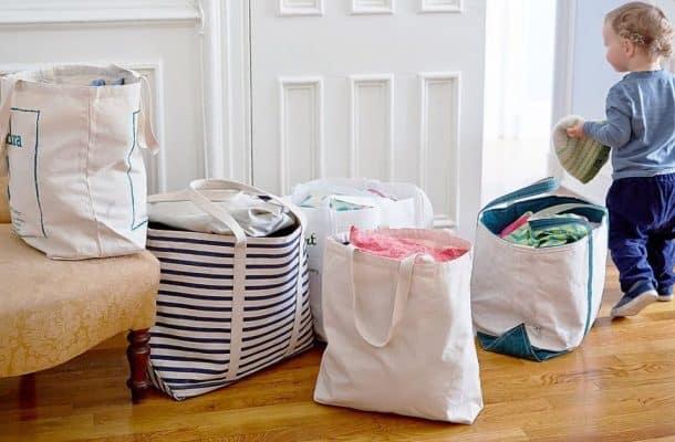 Vứt bỏ hoặc cho đi những món đồ thực sự không cần dùng tới