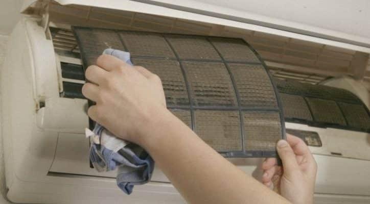 Vệ sinh máy lạnh để máy hoạt động được tốt nhất