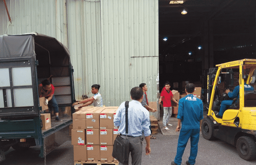 Ưu điểm khi sử dụng dịch vụ vận chuyển kho xưởng tại Ninh Thuận của Viet Moving