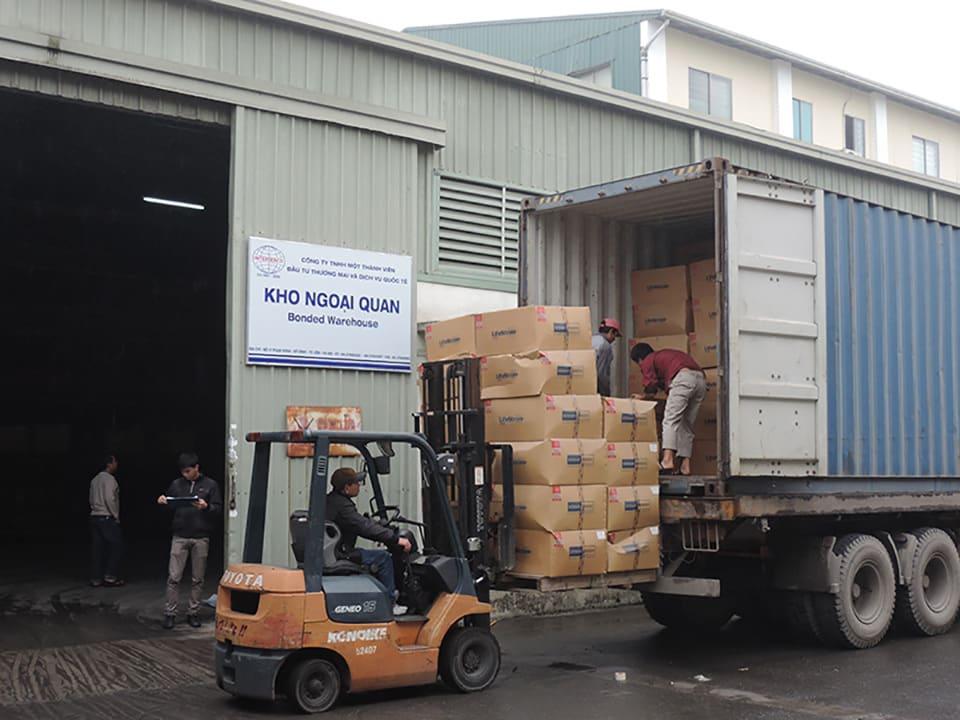 Dịch vụ chuyển kho xưởng tại Vũng Tàu