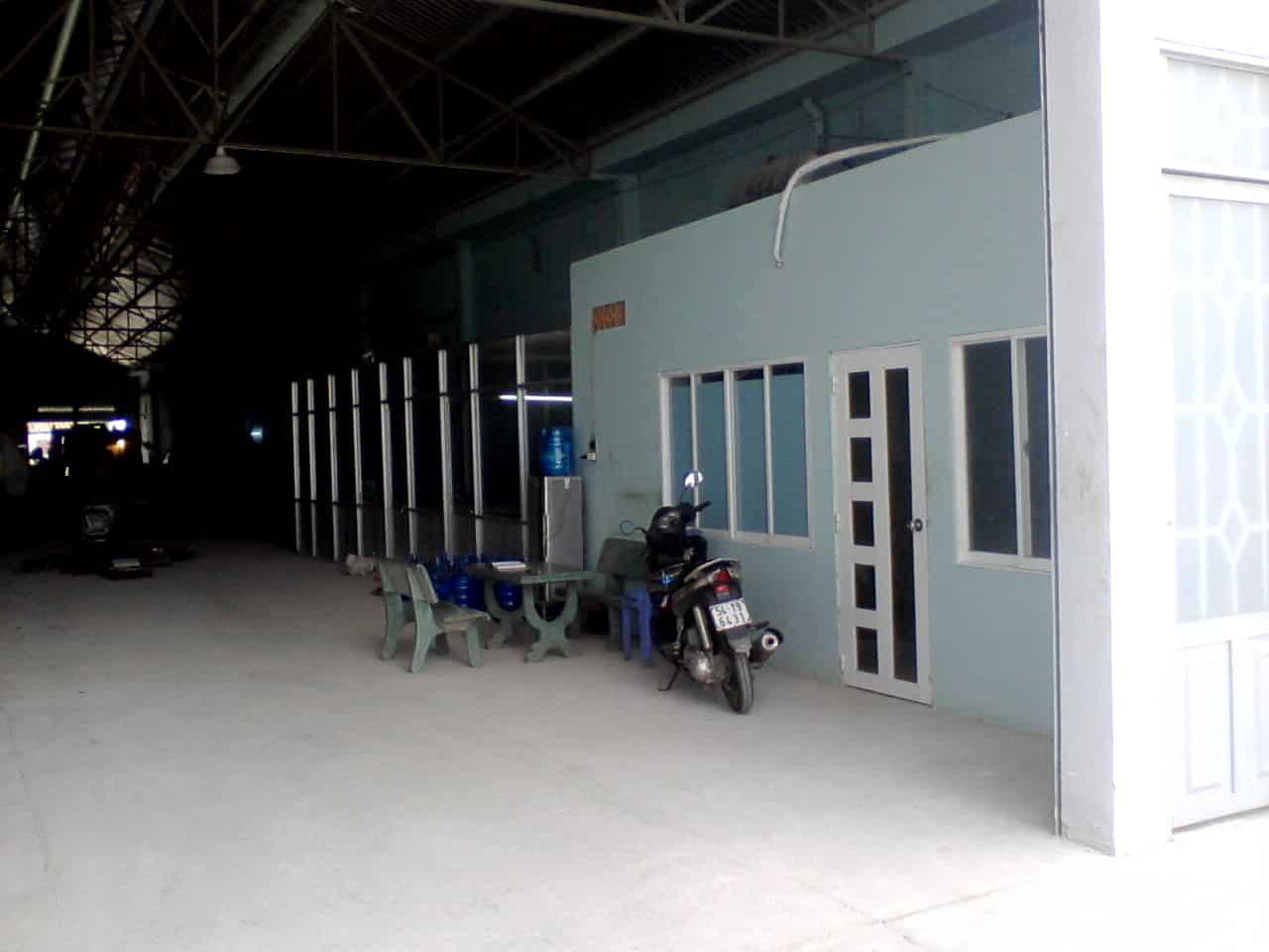 Quy trình chuyển kho xưởng trọn gói Long An