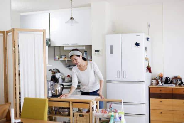 Sắp xếp thứ tự dọn dẹp nhà là cách tốt nhất để cho bạn tiết kiệm thời gian