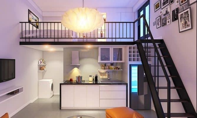 Trang trí phòng trọ kiểu Hàn Quốc với những món đồ nội thất đơn giản