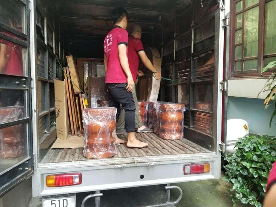 Hướng dẫn mang vác vật nặng khi chuyển nhà mà các bạn cần biết