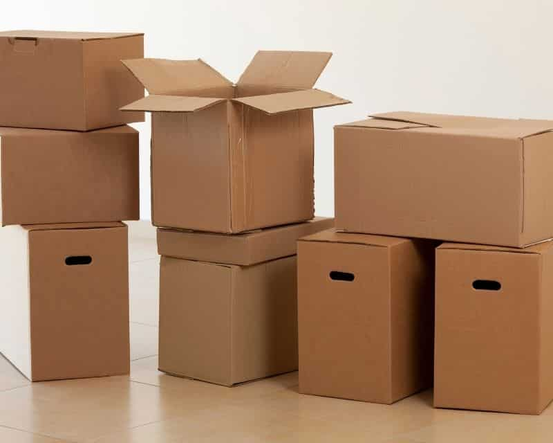 phân loại thùng carton