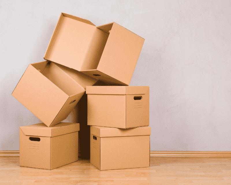 hộp carton có nắp rời