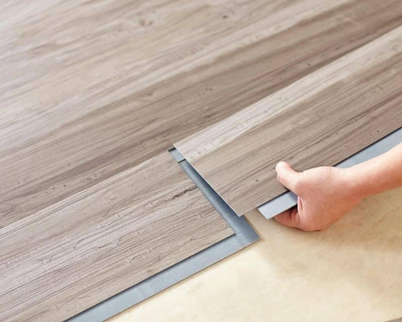 xốp lót sàn giả gỗ