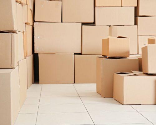 Hướng dẫn làm hộp giấy carton đóng gói hàng hóa đơn giản