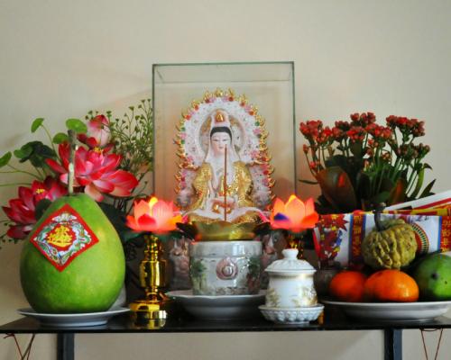 Ở nhà thuê có cần thờ cúng không?