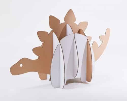 làm đồ chơi handmade từ bìa carton
